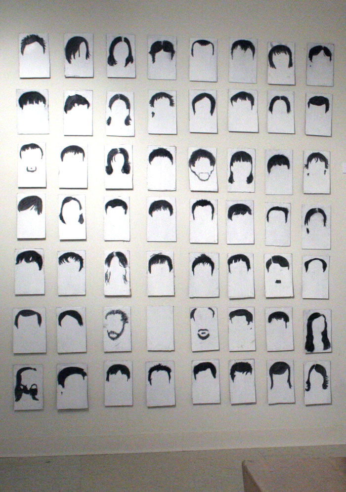 Hair Silhouettes
