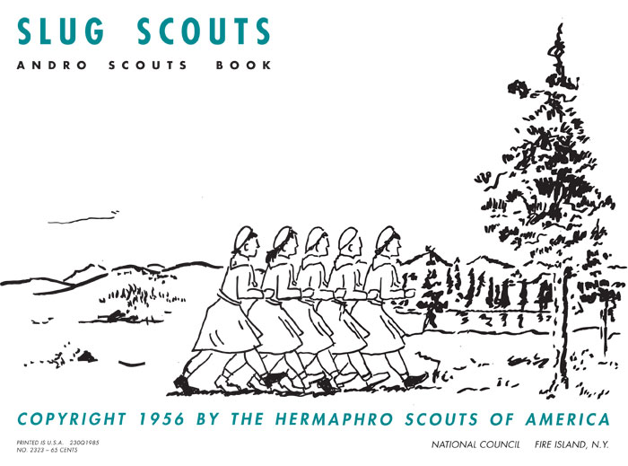 Hermaphro Scout Sketches